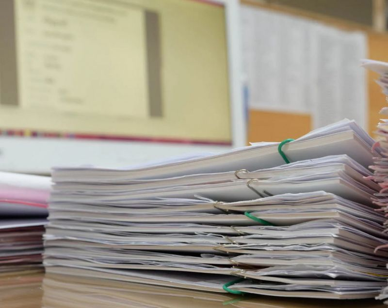 Пачка документов